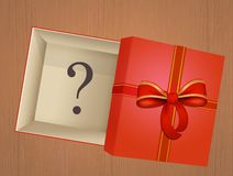 Desire for gifts. Illustration of desire for gifts vector illustration