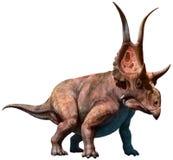 Illustration Diabloceratops 3D Lizenzfreies Stockfoto
