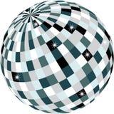 Illustration disco ball Stock Photography