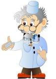 Illustration doctor Stock Photos