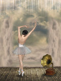 Illustration du ballet dancer Photographie stock libre de droits