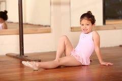 Illustration du ballet dancer Images stock