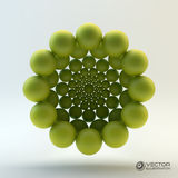 illustration du concept 3D Photos libres de droits