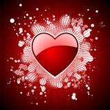 Illustration du jour de Valentine Images stock