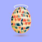 Illustration of the egg Stock Photo