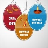Illustration of hindu festival Diwali background. Illustration of elements of hindu festival Diwali background Stock Image