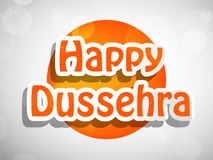 Illustration of hindu festival Dussehra background Stock Photos