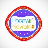 Illustration of hindu festival Navratri Background. Illustration of elements of hindu festival Navratri Background Royalty Free Stock Images