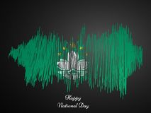 Illustration of Macau National Day Background. Illustration of elements of Macau National Day Background Stock Photos