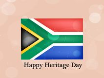 Illustration of South Africa Heritage Day background. Illustration of elements of South Africa Heritage Day background Royalty Free Stock Photos