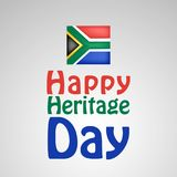 Illustration of South Africa Heritage Day background. Illustration of elements of South Africa Heritage Day background Royalty Free Stock Photography