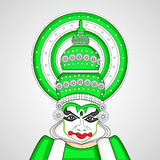Illustration of South Indian Festival Onam background Stock Photo
