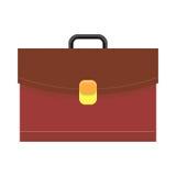 Illustration en cuir Logo Icon de vecteur de serviette Photos libres de droits