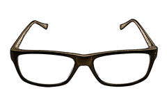 Illustration of eyeglasses Stock Image