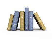 illustration för böcker 3d Arkivfoton
