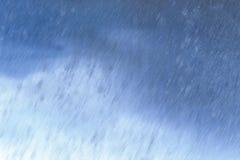 Illustration för fallande regn stock illustrationer