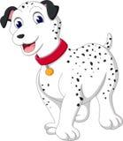 illustration för hund för bakgrundstecknad filmdesign royaltyfri illustrationer
