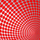 Illustration för optisk illusion stock illustrationer
