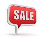 Illustration för Sale begrepp 3d Arkivfoto