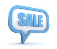 Illustration för Sale begrepp 3d Fotografering för Bildbyråer