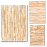 Illustration för vektor för Wood bakgrundstextur modern Trä fodrar P vektor illustrationer
