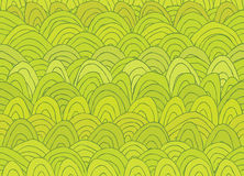 Abstract Landscape Seamless Pattern Royalty Free Stock Photos