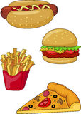 Fast food Stock Image