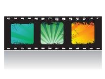 Illustration of film stripe Stock Photo