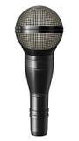 Illustration för mikrofon—3D Royaltyfria Bilder