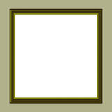 Illustration of frame. Illustration of beautiful frame Stock Photo