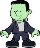 Illustration Frankenstein Stock Photo