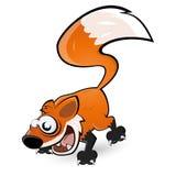 Fox illustration  Stock Photos