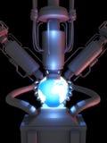 Illustration futuriste Photo stock