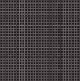 Illustration géométrique abstraite de vecteur de fond de modèle de grille de cube en aspiration illustration stock