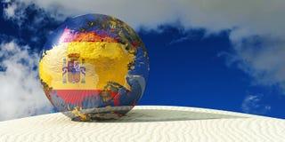 Illustration of a globe Stock Photos