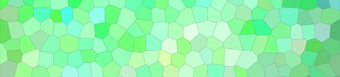 Illustration of green bright Little hexagon banner background. Illustration of green bright Little hexagon banner background stock illustration