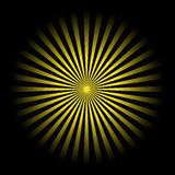 Illustration grunge de l'hypnotique Background.Vector de rétro vintage Images libres de droits