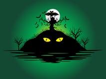 Illustration for halloween Stock Image