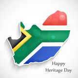 Illustration of Heritage Day Background. Illustration of elements of Heritage Day Background Stock Photography