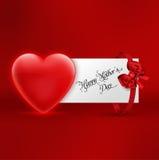 Illustration heureuse de carte postale du jour de mère Image stock