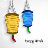 Illustration of hindu festival Diwali background. Illustration of elements of hindu festival Diwali background Stock Photos