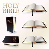 Illustration of Holy Bible Royalty Free Stock Image