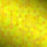 Illustration of honeycomb background Royalty Free Stock Images