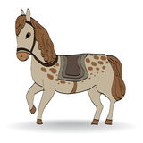 Illustration of horse Royalty Free Stock Images