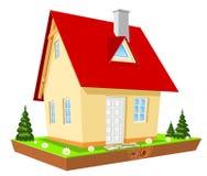Illustration of house Stock Photo