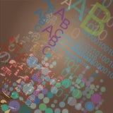 illustration Information-symbolique Photo libre de droits