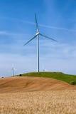 illustration isolerad wind för ström 3d Royaltyfri Bild