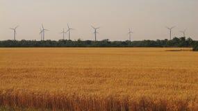 illustration isolerad wind för ström 3d Arkivfoto