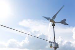 illustration isolerad wind för ström 3d Fotografering för Bildbyråer