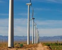 illustration isolerad wind för ström 3d Royaltyfri Foto